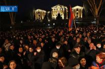 США внимательно следят за политической напряженностью в Армении и призывают избегать насилия – Госдеп