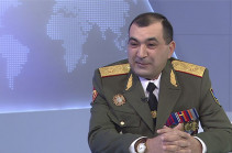 Dismissed First Deputy Chief of General Staff of Armenian Armed Forces to contest his resignation decree at court