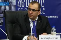 Ара Сагателян отпущен на свободу (Видео)