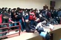 В Боливии в университете погибли семеро студентов