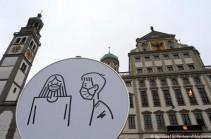 Գերմանիայում համավարակային ռեժիմը երկարաձգվել է մինչև հուլիս