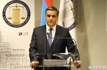 Armenia's Ombudsman – Azerbaijani armed forces open fire in direct neighborhood of peaceful settlements of Armenian Syunik