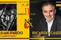 Կամերային նվագախումբը հանդես կգա «Իսպանական կրքեր և երազներ» խորագրով համերգով