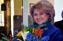 «Ի սրտե». Ռիտա Սարգսյանին նվիրված երգ է գրվել (Տեսանյութ)
