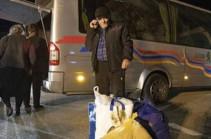 12 беженцев вернулись в Степанакерт за сутки