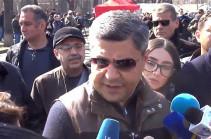 Действия Пашиняна продемонстрировали, что он не может обеспечить справедливые выборы – Артур Ванецян