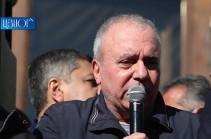 Ադրբեջանցի «խաղաղապահ» զինվորները չափագրումներ են կատարում Տավուշի մարզի Ազատամուտ համայնքում. Բագրատյան