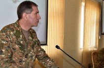 Armenia Government: Chief of General Staff released from post with the force of law from March 10