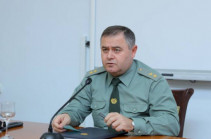 Armenia's PM nominates Artak Davtyan as new Chief of General Staff of Armed Forces