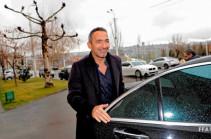 Աշխարհի և Եվրոպայի չեմպիոն Յուրի Ջորկաեֆֆը Երևանում է