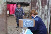 HALO Trust refutes claims about handing over Karabakh minefield maps to Turks