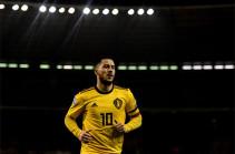 Полузащитник «Реала» Азар рискует пропустить Евро-2020