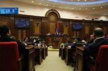 В Армении отменен режим военного положения