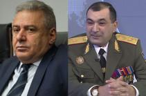 Экс-первый замначальника ГШ ВС Армении подал судебный иск против главы Минобороны