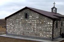 Nagorno-Karabakh: The mystery of the missing church (BBC)