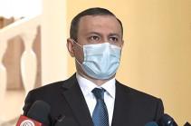 Армен Григорян утверждает, что Оник Гаспарян на четвертый день не предлагал остановить войну