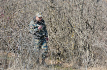 Body search operation in Shushi-Lisagor sector gives no result