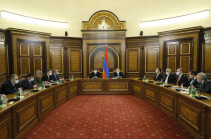 Armenian, Artsakh Security Councils conduct joint session in Yerevan