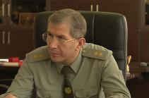 Заявление Оника Гаспаряна о преступлении направлено в Специальную следственную службу