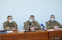 Около 11 тыс. человек получили ранения в период войны в Нагорном Карабахе – МО Армении