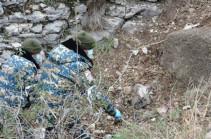 В ходе поисков в направлении села Сгнах обнаружено еще одно тело