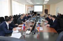 Госкорпорация «Росатом» и Армянская АЭС обсудили работы по модернизации