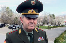 Ситуация в Генштабе ВС Армении получила развязку - Артак Давтян