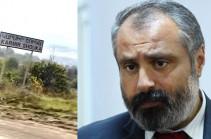 Artsakh's Karmir Shuka not to be handed to Azerbaijan – Artsakh FM