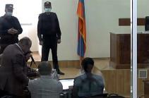 Judge applies sanctions against Robert Kocharyan's lawyers and prosecutors