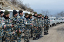 Поиск тел погибших военнослужащих вчера не дал результатов