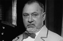 Умер актер Александр Гаспарьянц