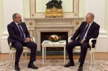 Присутствие российских миротворцев становится важнейшим фактором стабильности и безопасности в регионе – Пашинян