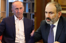 Роберт Кочарян подал в суд против Никола Пашиняна