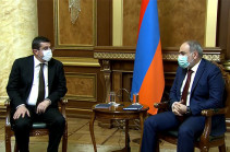 Armenia's PM says Russian peacekeepers the main acting persons in ensuring security and stability