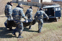 Artsakh rescuers find seven bodies in Jrakan, another two handed over by Azerbaijani side