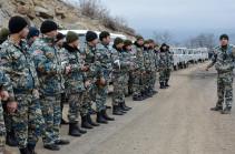 Поиск тел погибших военнослужащих продолжается в направлении Ковсакана (Зангелан)
