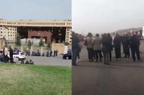 Փակ է Գյումրի-Երևան պետական մայրուղին, Գյումրի-Վանաձոր, Գյումրի-Բավրա ճանապարհները