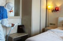 Олимпийцам с COVID-19 обустроят отдельный отель