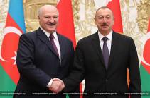Belarus president Alexander Lukashenko to visit Azerbaijan