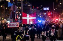 Жители Дании протестуют против «паспортов вакцинации»
