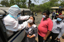 India ranks second globally in total number of coronavirus cases