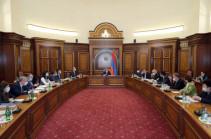 Մհեր Գրիգորյանի նախագահությամբ կառավարությունում կայացել է ՀՀ-ԵՄ Համապարփակ և ընդլայնված գործընկերության համաձայնագրի կիրարկման վերաբերյալ հերթական նիստը