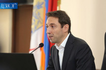 Yerevan mayor is in Artsakh