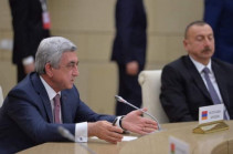 llham the falsifier should decide at last which of his lies is more correct - Office of the Third President of Armenia