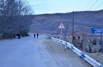 Азербайджан не имеет военных планов на границе с Арменией - Алиев