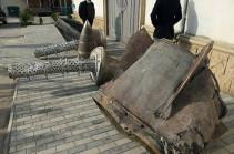 Ղարաբաղում հայտնաբերված «Իսկանդեր-Մ» հրթիռների հարցը քննարկում են ՌԴ և Ադրբեջանի պաշտպանության նախարարությունները. Կրեմլ