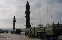Вопрос обнаруженных в Карабахе ракет «Искандер-М» обсуждается по линии Минобороны - Кремль