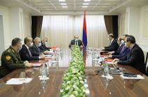 Անվտանգության խորհրդի նիստում քննարկվել են Հայաստանի և Արցախի շուրջ անվտանգային միջավայրի ձևավորմանն ու ամրապնդմանը վերաբերող հարցեր