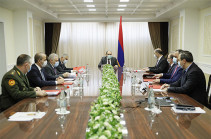 Armenia's PM convenes Security Council session