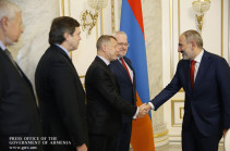 """Pashinyan says recent statement of Minsk Group Co-chairs """"had more content"""""""